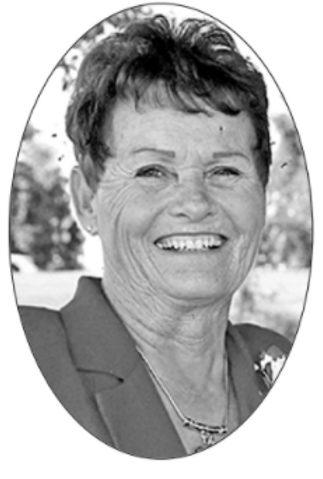 Zeanna May Halverson December 18, 1936 – September 19, 2020