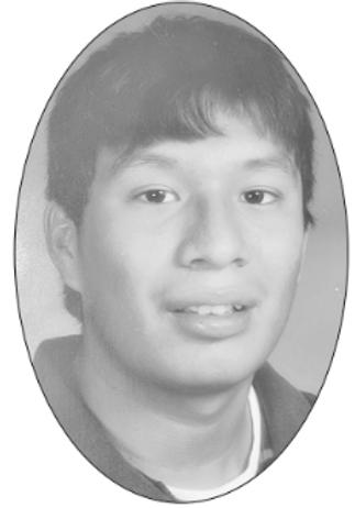 Trent Wade Felicia November 10, 1986 - April 3, 2020