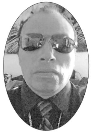 Raynard Elliot Bad Moccasin April 25, 1970 – September 8, 2020
