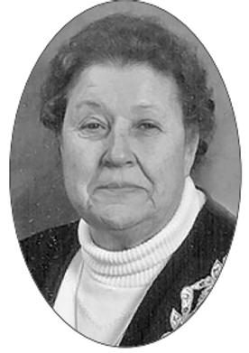 Bernice Abby Holthus November 21, 1932 – September 22, 2020