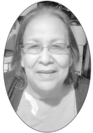 Elvera Joan Driving Hawk August 9, 1944 – October 10, 2020