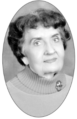 Charlotte Louise Cadwell April 12, 1928 - May 12, 2020