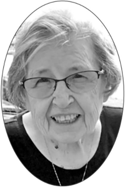 Carol Jean Schoenfelder August 6, 1932 – October 4, 2020