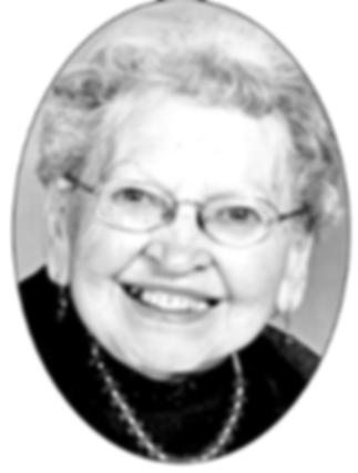 Loretta Margaret Glissendorf July 6, 1924 - April 2, 2020