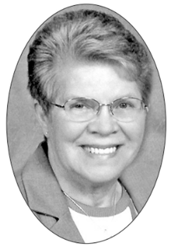 Agnes Elaine Ekstrum September 2, 1937 - March 7, 2020