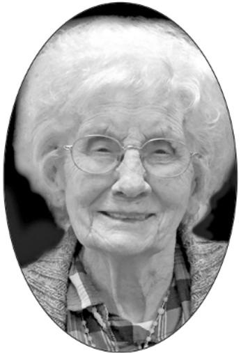 Margaret Clara Reuland February 7, 1923 - December 17, 2019