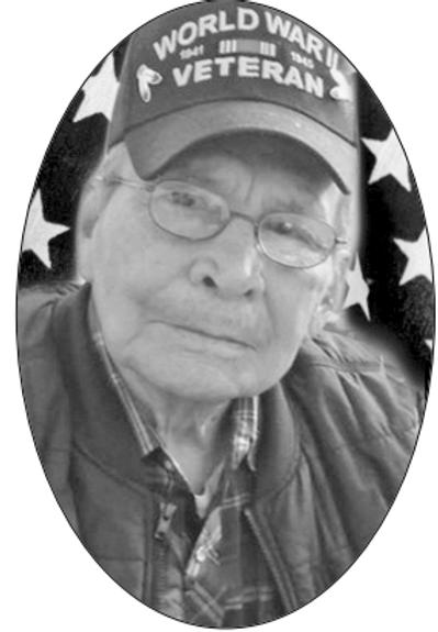 Elgin Harrold Thompson October 20, 1922 - February 16, 2020