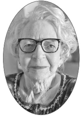 Carole Anne Potter August 19, 1938 – October 2, 2020