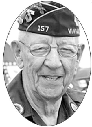 David Murray Moore May 26, 1925 – July 18, 2020