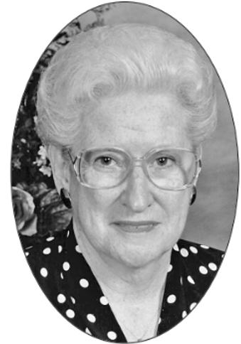 Veronica E. Quissel February 8, 1929 – August 9, 2020