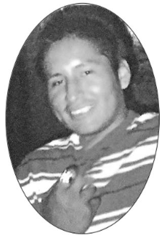 Derek Marcel Skunk July 28, 1986 – July 26, 2020