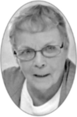 Margaret Alice Robey November 20, 1933 - March 29, 2020
