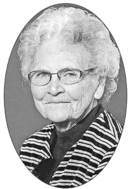Marge Lily Gunter November 16, 1927 – August 26, 2020