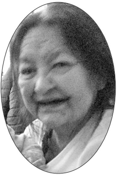 Barbara Anne Blaine January 2, 1957 - February 14, 2020