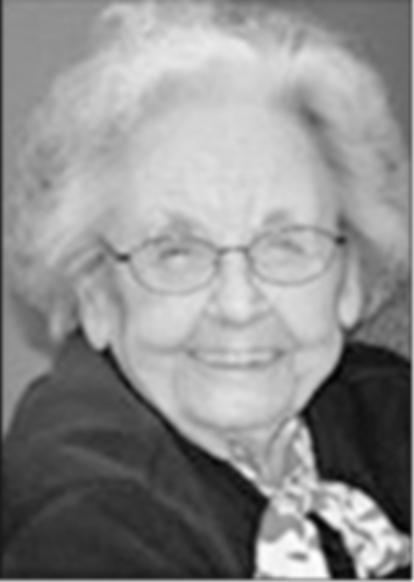 Elna Frances Johnson July 31, 1922 - April 9, 2020