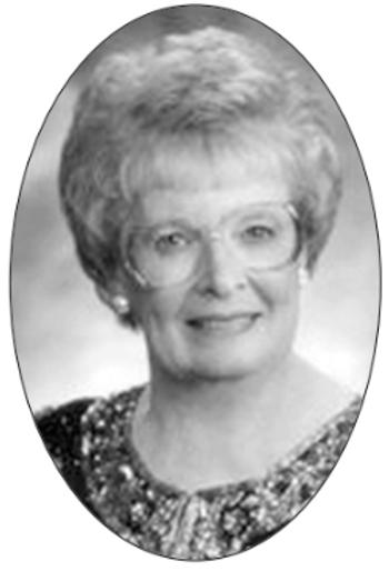 Shirley Mae Triggs August 15, 1921 - January 29, 2020