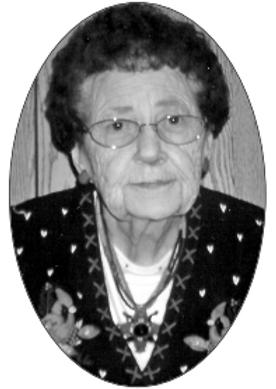 Edna Lorraine Thomas April 25, 1922 - December 7, 2019