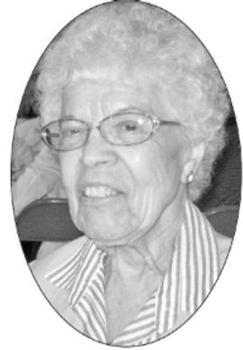 Ardene Otelia Gilman September 1, 1923 - April 21, 2020