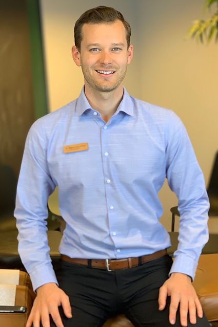 Andrew McCracken Chiropractor Düsseldorf
