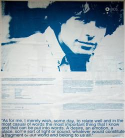 """west dock"" poster/programme"