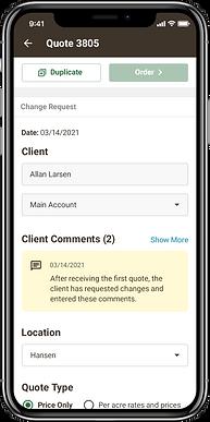 Phone_C-5 SH Quote Request Changes Clien