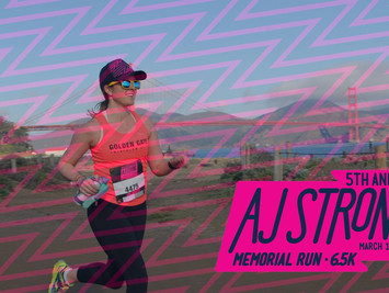 5th Annual AJ Strong Memorial Run - 3/10