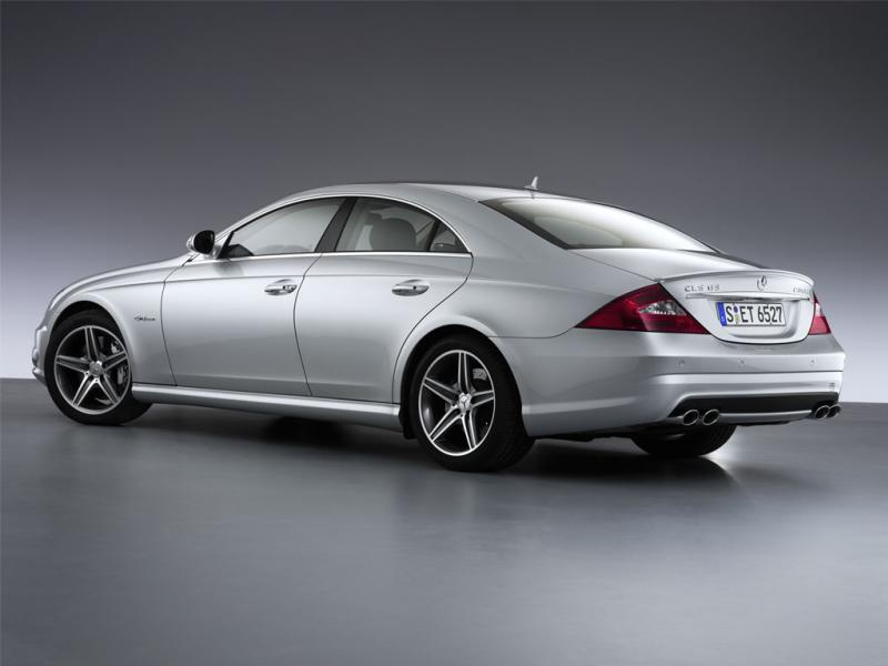 CLS 63 AMG 03