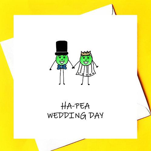 Ha-Pea WeddingDay