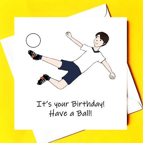 Have a Ball (football)