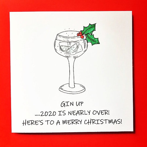 GIN UP!