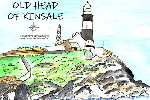 Old Head of Kinsale Lighthouse