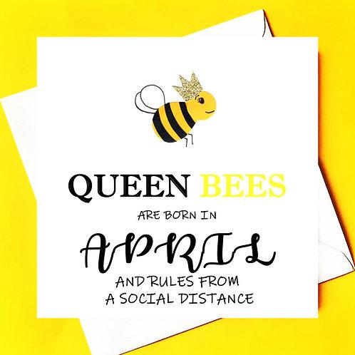 QUEEN BEES RULE LOCKDOWN
