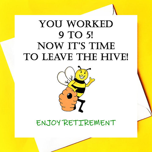 Leave the Hive!