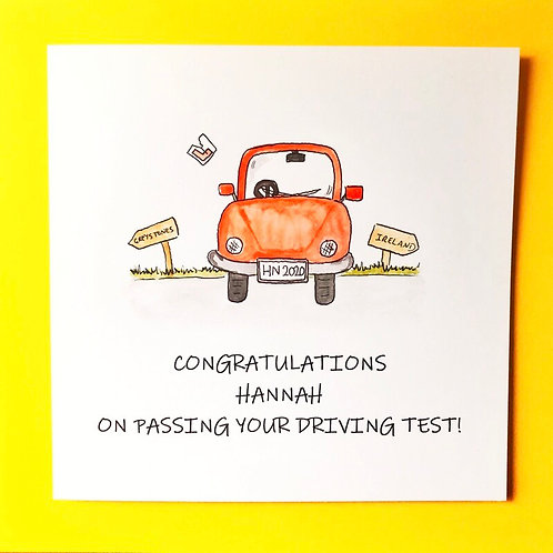 You Passed!!