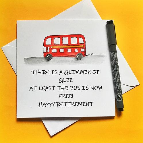 Free Bus Retire