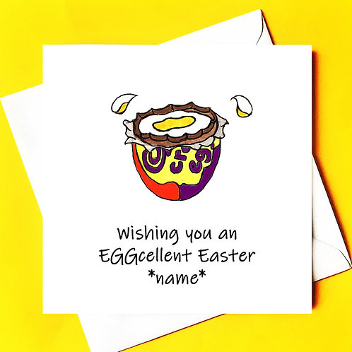 EGGcellent Creme egg