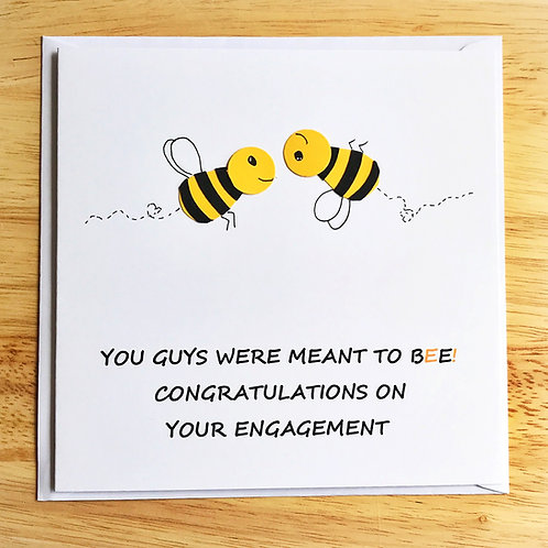 Meant to Bee Engage