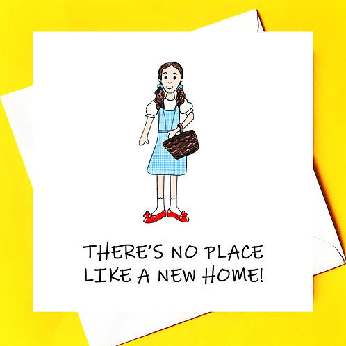 No place Like a New Home