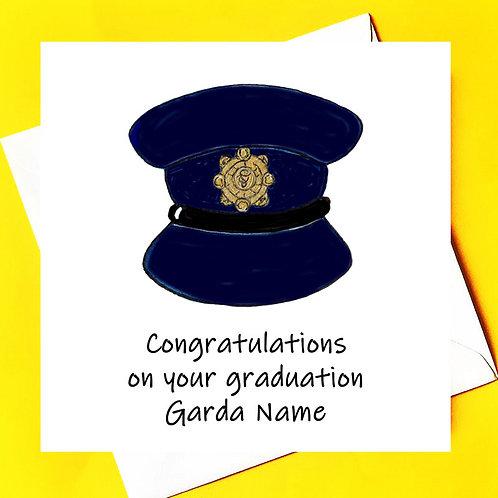 Bespoke Graduation Card (occupation specific)
