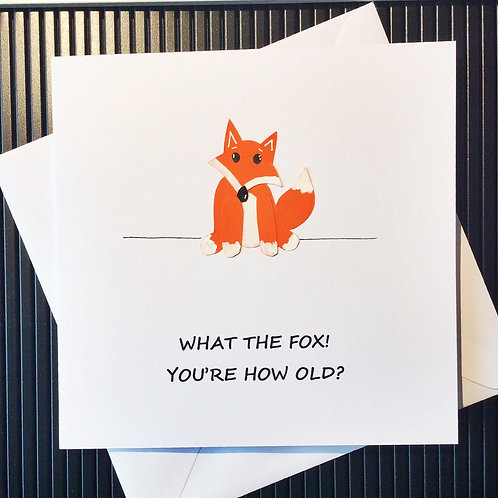 What the Fox!