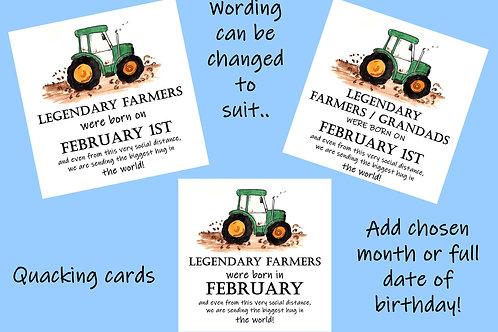 LEGENDARY FARMERS