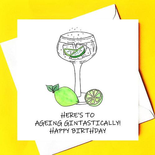 Ageing Gintastically!