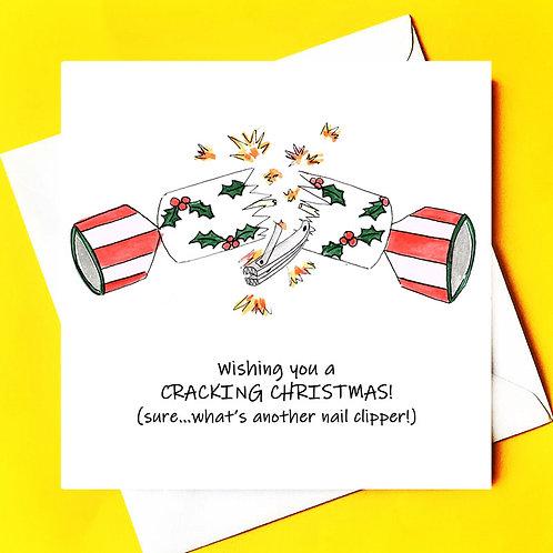CHRISTMAS CRACKER!