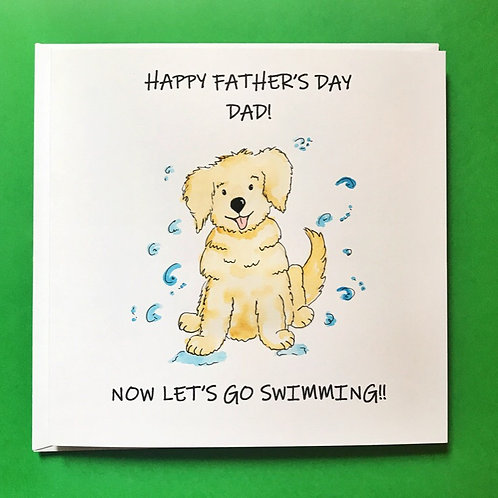 Pawsome Father's Day