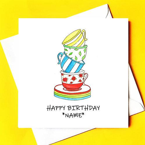 A Cuppa Birthday