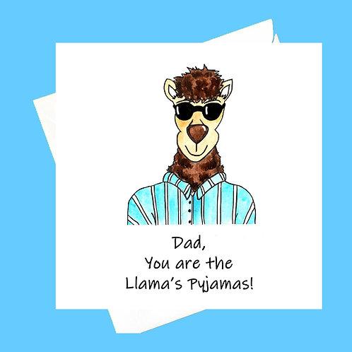 Llama's Pyjamas!