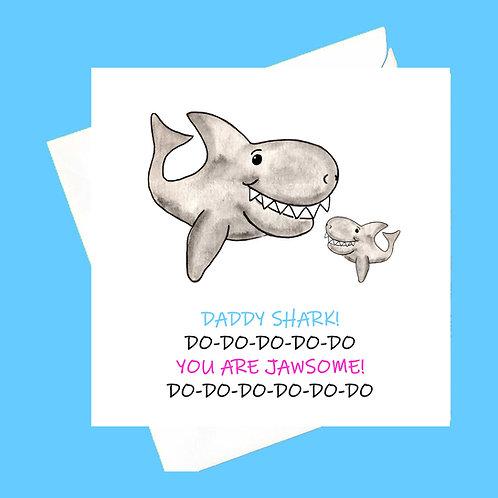 DADDY/GRANDAD SHARK DODODODO