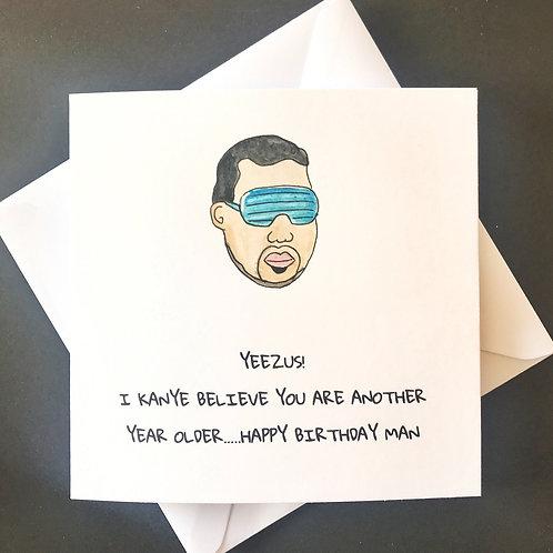 Kanye Believe!