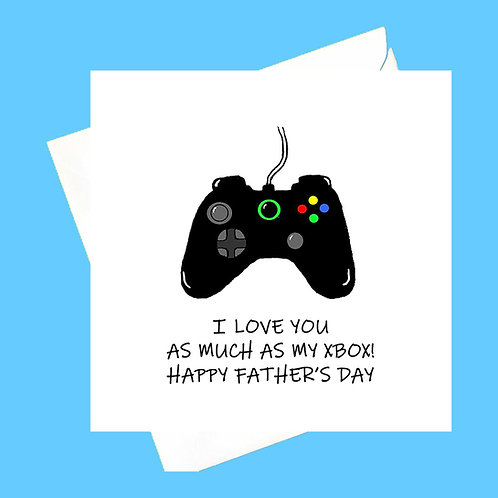 Love as much as my xbox