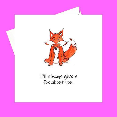 Fox Valentine